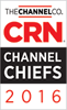 CRN Channel Chiefs Award