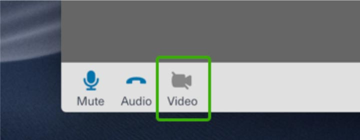 FreeConferenceCall.com click video icon
