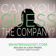What Brand Is It? Contest Clue #12